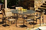 Tortuga Maracay 9-Piece Outdoor Dining Set Review