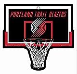 Portland Trail Blazers Basketball Hoop Sign NBA