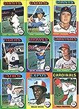 1975 Topps Mini Baseball Card Lot = 100 Different