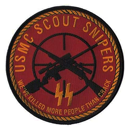 marine corp scout snipers