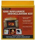 PRO FLEX LLC PFSAGK-2000T Single Appl Gas Instal Kit