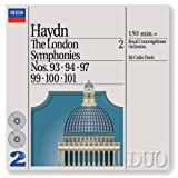 Haydn: The London Symphonies - Nos. 93, 94, 97 & 99 - 101 (2 CDs)