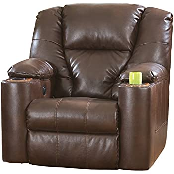 Signature Design By Ashley 7640129 Brindle Zero Wall Recliner, Manual