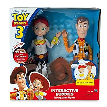 Toy Story - Pack Woody + Jessie Interactivos  Amazon.es  Juguetes y juegos 53df1309480