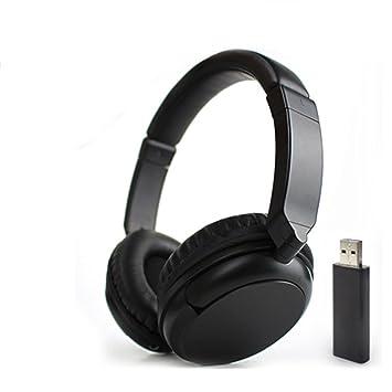 Deerbird® Confortevole Hi-fi Stereo Oltre l orecchio Audio senza fili FM 3.5 cac20b8230e6