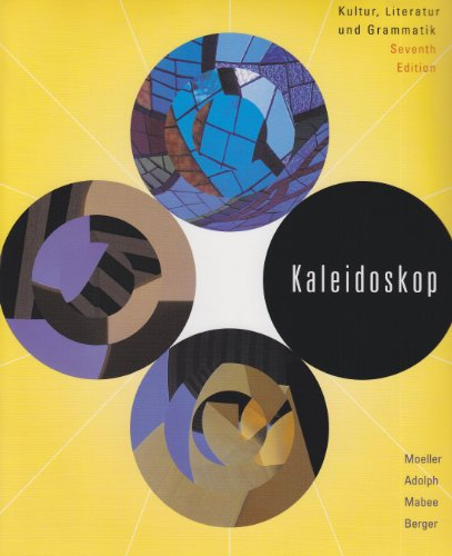 Kaleidoskop: Text With In-text Audio Cd (German Edition)