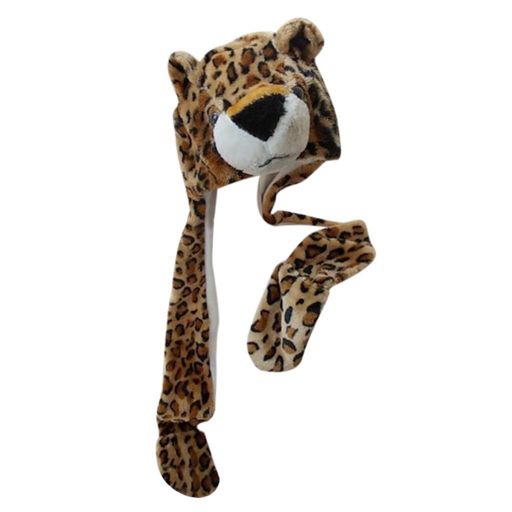 89f0ef905d79 Hee Grand Children Kids Cute Creative Winter Warm Cartoon Animal Hat ...