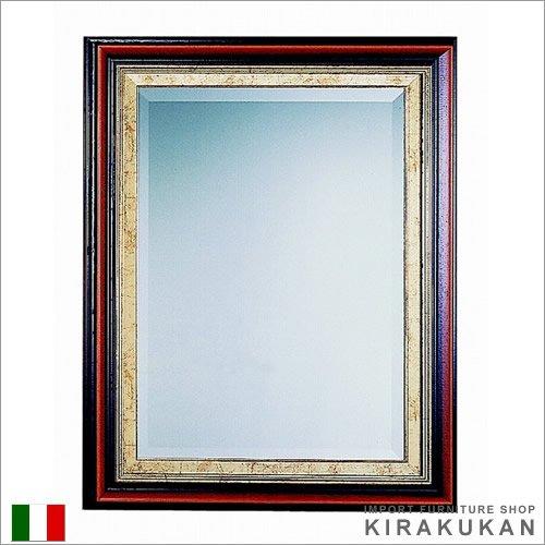 レクトミラー 鏡 壁掛け イタリア製のミラーは 壁掛けが多く、鏡 アンティークやミラー 壁掛け 鏡 全身鏡 姿見ロココ クラシック 鏡など豊富 B001IG3426