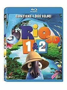 Missione Amazzonia Duo Pack 3D 2 Blu-Ray ;Rio 2