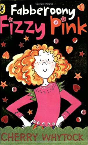 Book Fabberoony Fizzy Pink