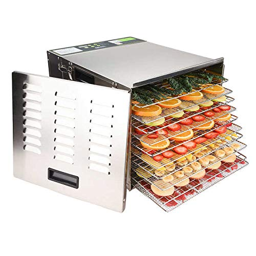 Aroma Professional 10 Tray Collapsible Digital Food Dehydrator ()