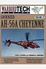 Lockheed AH-56A Cheyenne - Warbird Tech Vol. 27