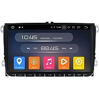 Android 10 Car Radio 9 inch GPS navigatie geschikt voor Volkswagen Multivan T5 Golf Passat Skoda Seat Polo Amarok Jetta…