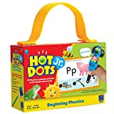 Educational Insights 2352 Hot Dots Jr. Cards-Beginning Phonics