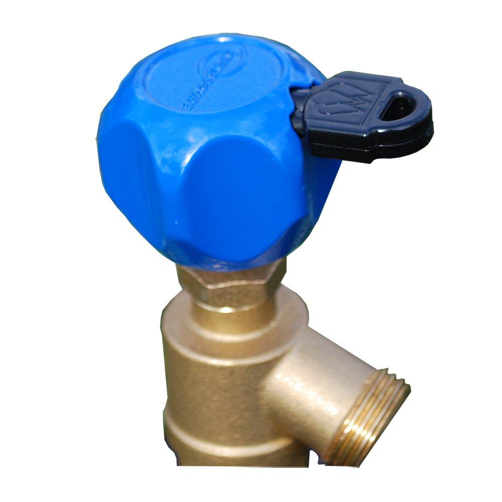 Amazon.com : Guard\'n\'Lock - Garden Hose Bibb Faucet Valve Lock ...