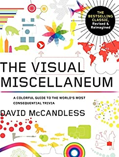 Visual Miscellaneum: The Bestselling Classic, Revised and Updated: A Colorful Guide to the World's Most Consequential Trivia (0062236520) | Amazon Products