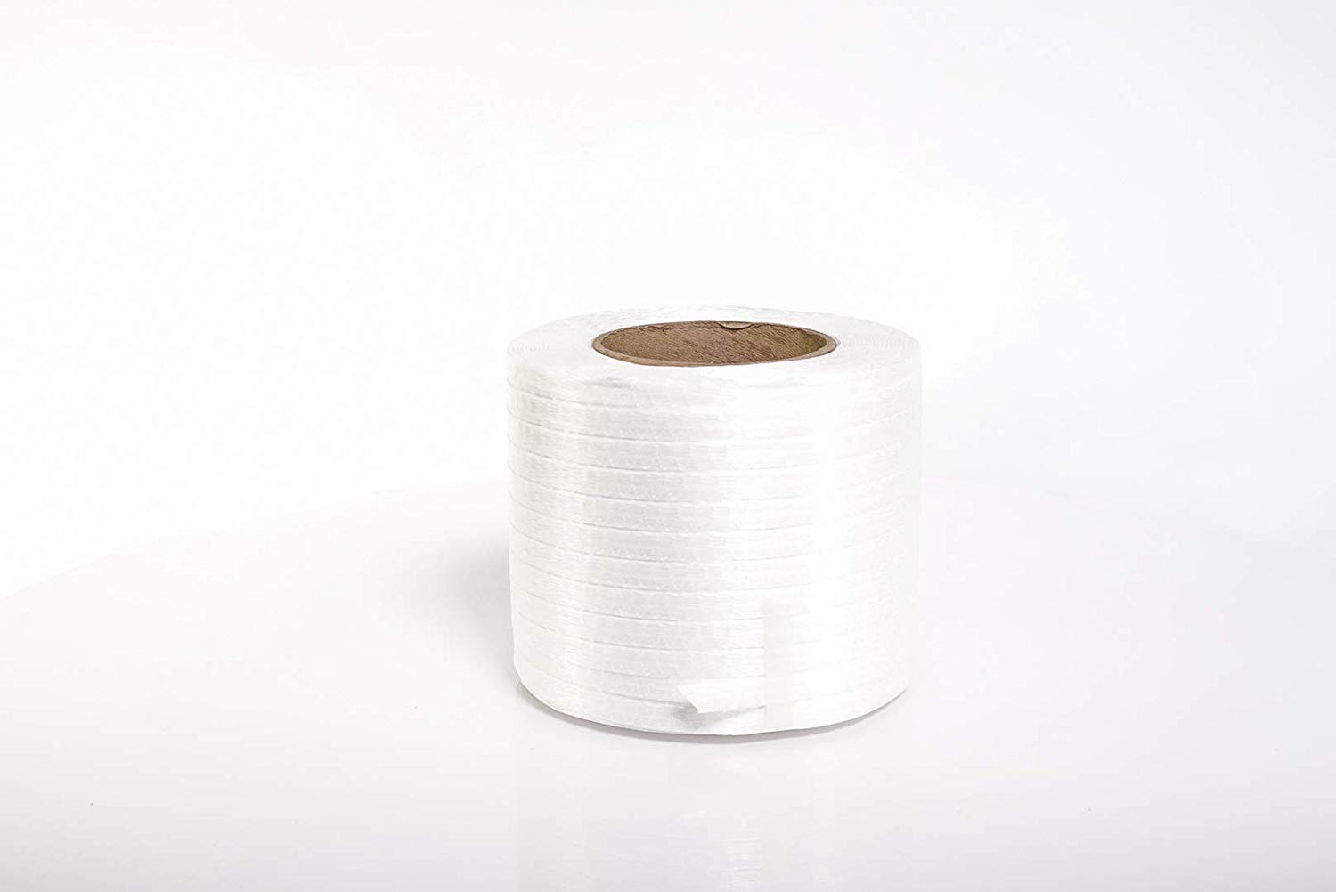 PAC Strapping P-40TCW Cord Strapping, 1,500' Length, 1/2'' Width, White (Тwo Рack) by PAC Strapping Products (Image #2)