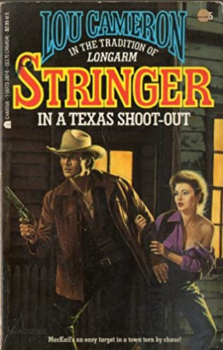 book cover of Stringer in a Texas Shoot-Out