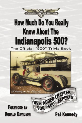 (How Much Do You Really Know About The Indianapolis 500?: 500+ Multiple-Choice Questions To Educate And Test Your Knowledge Of The Hundred-Year History)