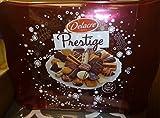 Delacre Prestige Luxury Belgian Chocolate Biscuit Assortment 45.8 Ounce Holiday Tin Assortment