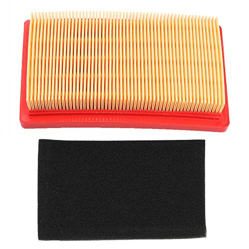 Trustsheer 951-10298 Air Filter with Pre Filter for Cub Cadet 751-10298 Kohler 14-083-01-S1 MTD 11A 12A Series Lawn Mower Troy-Bilt 12AI86K1066 12AI86K2266 12AI83K1066 12AI83K2266 Lawn Mower ()