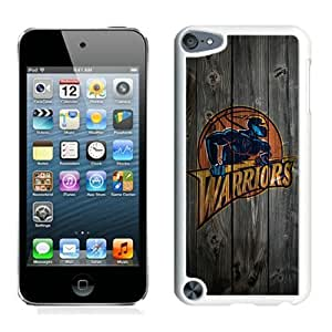 Unique Custom Designed Cover Case For iPod Touch 5th With golden state warriors 2 White Phone Case