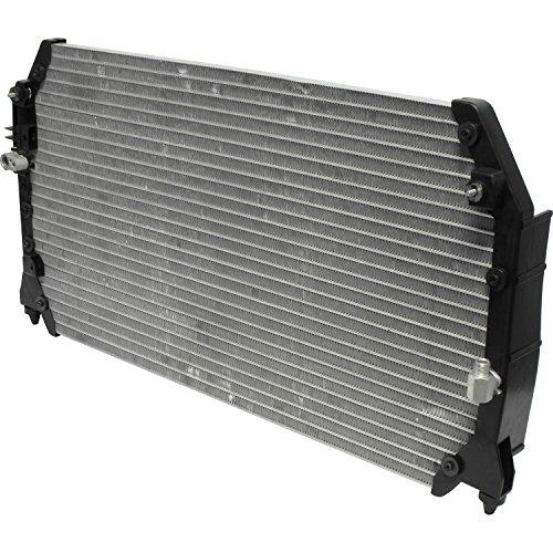 (UAC CN 4931PFC A/C Condenser)