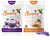 Swerve Sweetener Bakers Bundle (12 Ounce Granular & Confectioners: The Ultimate Sugar Replacement