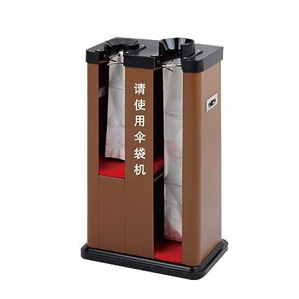 Paraguas de la máquina Paraguas de Cabeza Doble de Acero Inoxidable automático Tienda de máquinas Sala