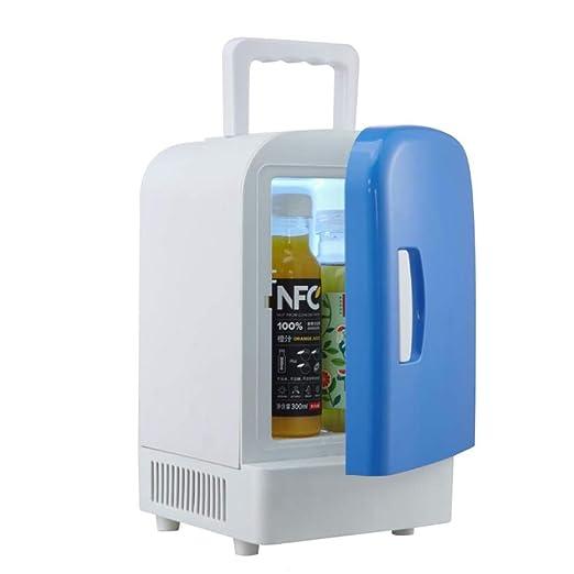 4L Coche De Refrigerador Portátil De Calefacción Y Refrigeración ...