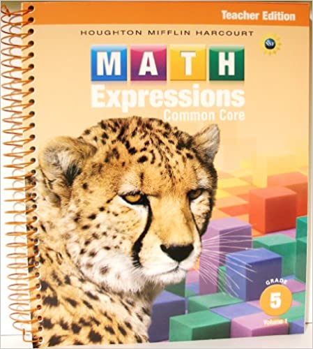 Counting Number worksheets maths worksheets for grade 4 : Amazon.com: Math Expressions: Teacher Edition, Volume 1 Grade 5 ...