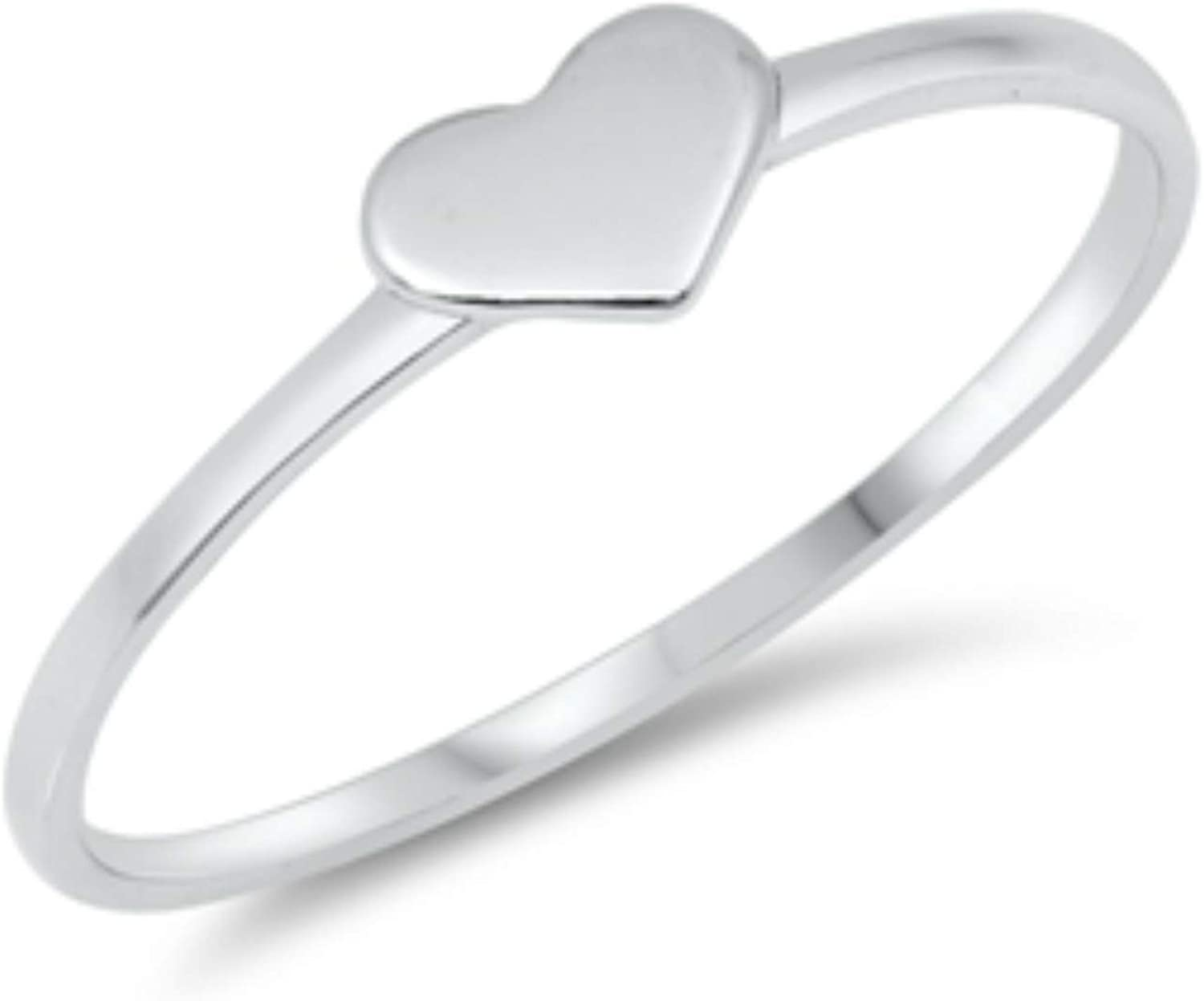 925 Silver Jewelry Plain Polished Love Arrow Toe Rings for Women Gift Adjustable