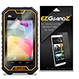 (6-Pack) EZGuardZ Screen Protector for Runbo X6 (Ultra Clear)