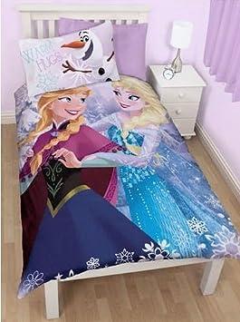 couvre lit la reine des neiges Parure de lit Reine des neiges (Frozen): Amazon.fr: Cuisine & Maison couvre lit la reine des neiges