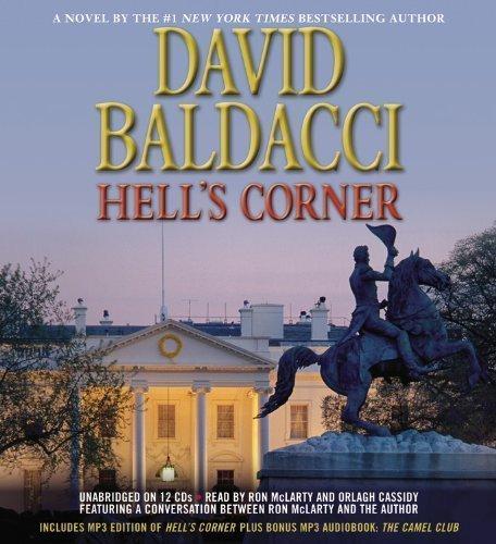 By Baldacci, David Hell's Corner (Camel Club) Abridged, Audiobook (2011) Audio CD