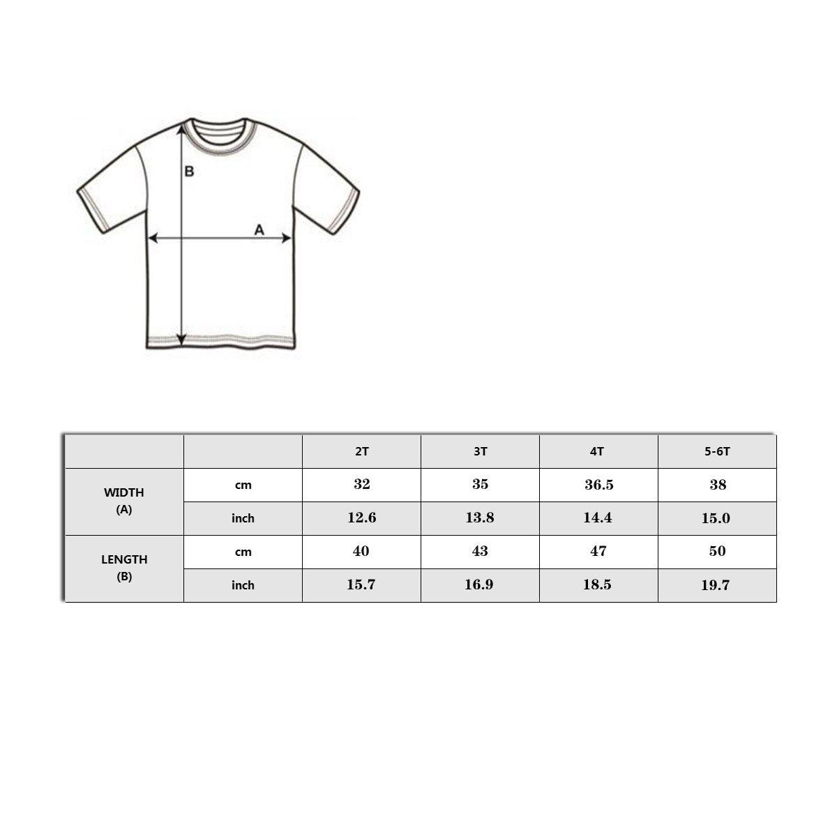 Amazon.com: Kids (Age 2-6T) The Thundermans Short Sleeve Raglan Baseball T-Shirt, Casual Tees For Boys And Girls 2 Toddler: Clothing