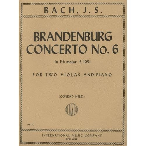 brandenburg concertos sheet music - 7
