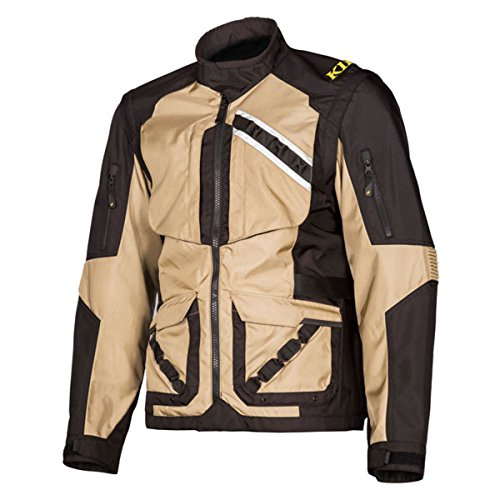 Klim Dakar Men's MX Motorcycle Jackets - Tan/Large