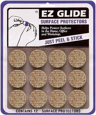 EZ Glide 1 Sand Circle Adhesive Protector