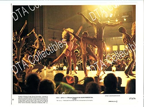 Silver screen PHOTO: FAME-1980-8X10 PROMO STILL-EDDIE BARTH-MUSIC FN