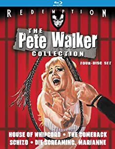 The Pete Walker Collection (House of Whipcord, Die Screaming Marianne, The Comeback, Schizo) [Blu-ray]