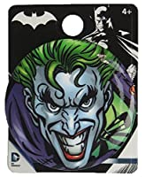 DC Comics The Joker Single Button Pin Action Figure