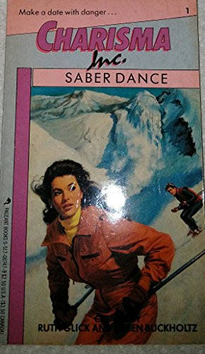 book cover of Saber Dance