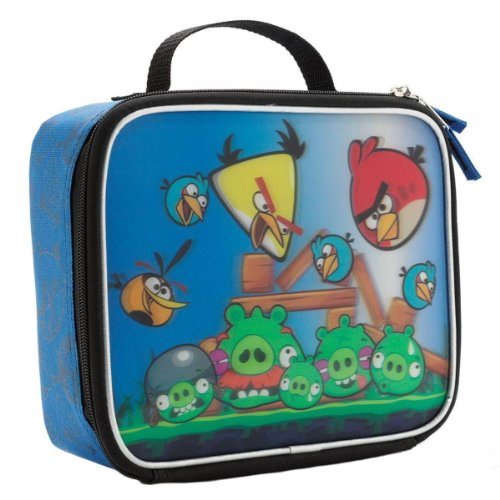 Angry Birds Attack Lunch Box