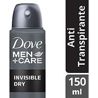 Antitranspirante Dove Men+Care Invisible Dry en aerosol para caballero 89 g