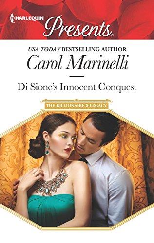 Di Sione's Innocent Conquest by Carol Marinelli