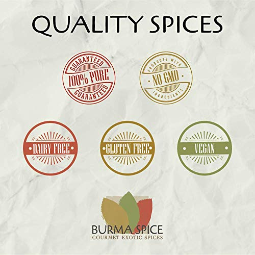 Ground Ceylon Cinnamon | Very freshly ground | Highest Premium Grade | 100% Pure with no additives | Kosher Certified (1.5oz) by Burma Spice (Image #5)