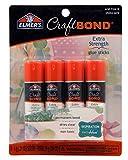 Office Products : Elmer's E4016 CraftBond Extra Strength Glue Sticks, 4 Sticks per Pack, 6 Grams per Stick, Clear