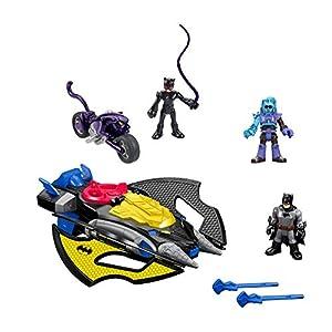 51XibZdXaHL. SS300 DC Superfriends Batman Gift Set Includes Batman, Iceman, and Batgirl