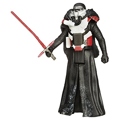 Amazon.com: Star Wars The Force Awakens 3.75-Inch Figure Snow ...
